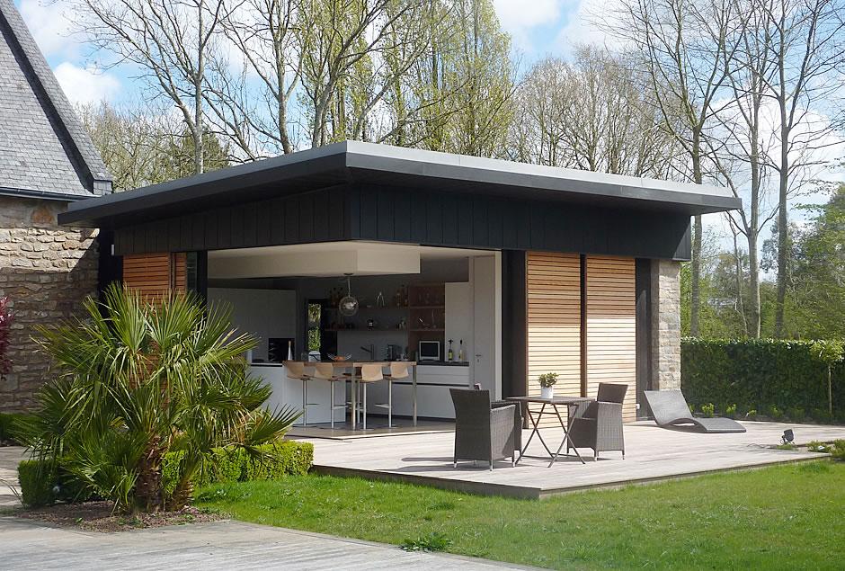 Accueil for Extension maison zone rurale